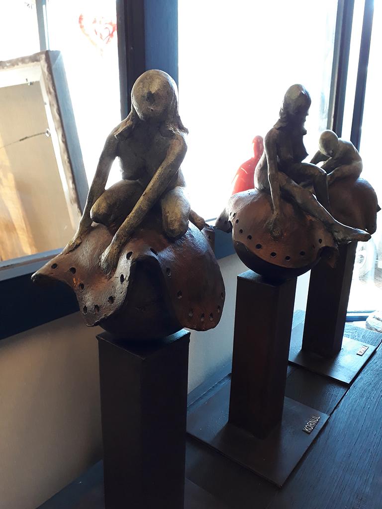 Kornul - keramiek