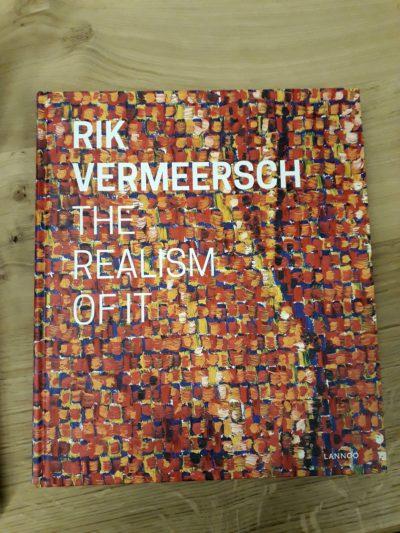 Boek Rik Vermeersch