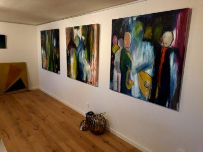 paintings Carlos Caluwier