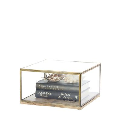 Displaybox Belton Naturel 30cm
