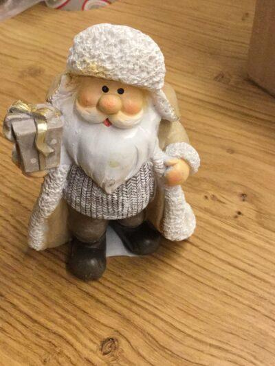 Kerstman present